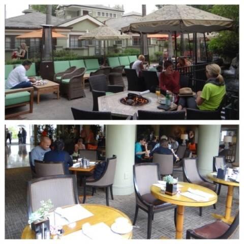 bar lobby outdoor