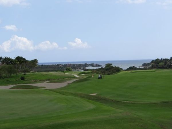 campo de golfe la romana