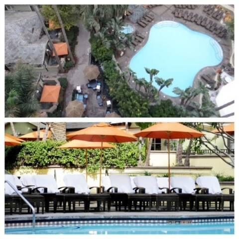 piscina fairmont