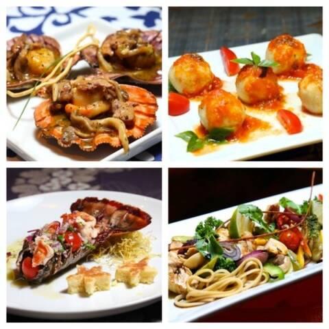 pratos de comida