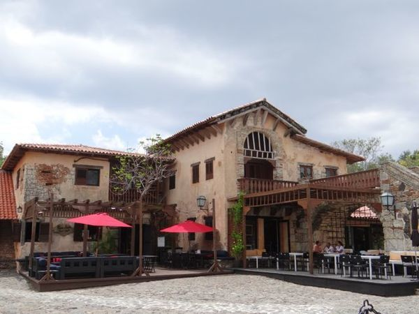 restaurante altos de chavon