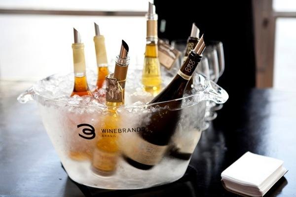 Wine Lounge, Winebrands