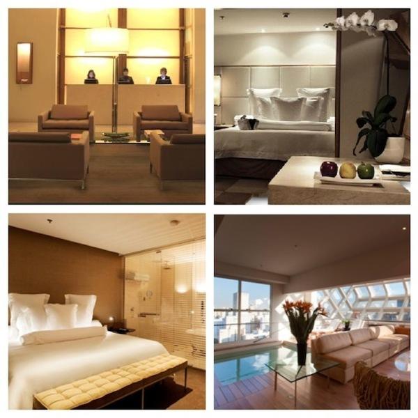 hotel de luxo em SP