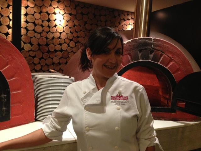 chef Sheila