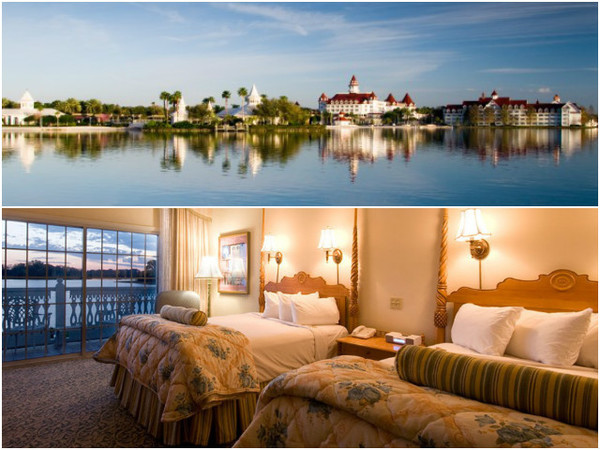 Disney's Grand Floridian Resort and Spa, Orlando