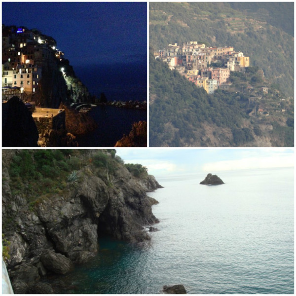 Roteiro de viagem em Cinque Terre
