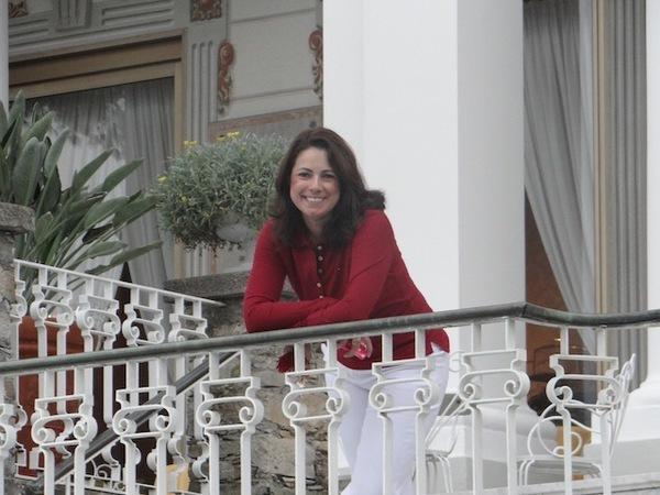 hotel de luxo em santa margherita