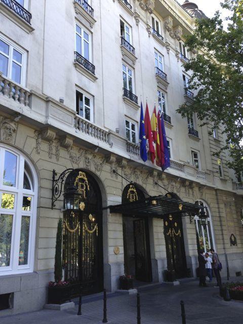 Ritz Madri