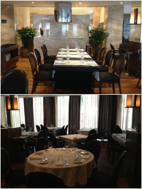 Restaurante Sá, Hotel Miramar