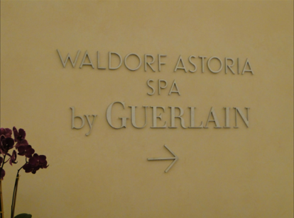 spa Waldorf Astoria