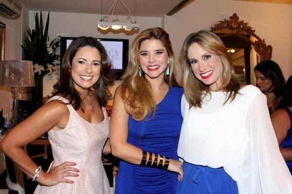 Letícia Levy, Bianca Marques, Renata Araújo