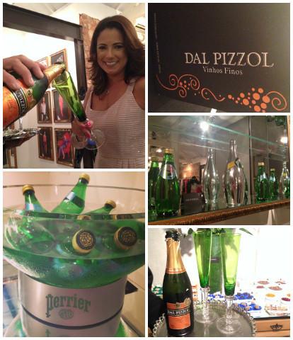Dal Pizzol Vinhos e Águas Perrier