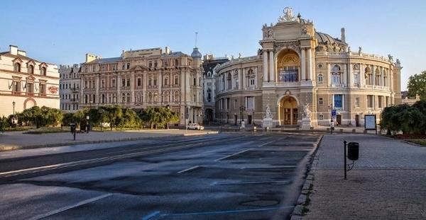 Opera Theater, Odessa