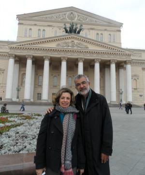 Bolshoi, Moscou