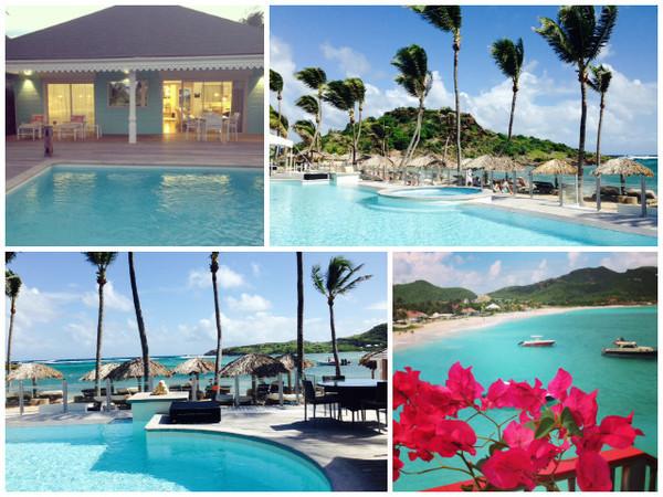 5 hoteis paradisíacos para passar o Ano Novo fora do Brasil