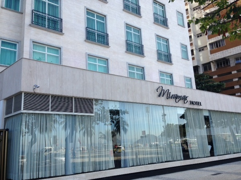 Ano novo no Rio: Hotel Miramar by Windsor
