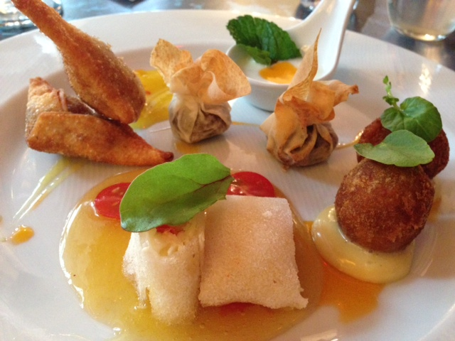Zazá - um charme de restaurante em Ipanema