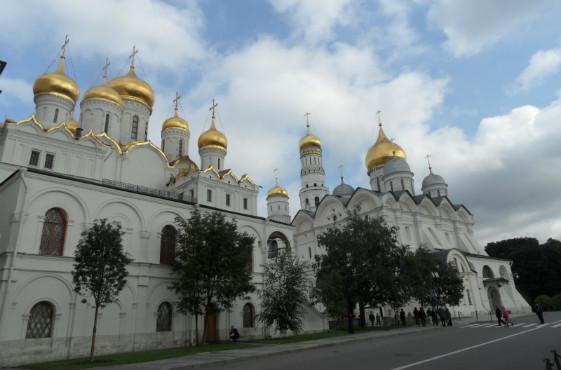 Kremlim, Moscou
