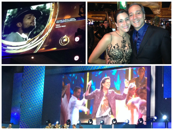 Grammy Latino 2013