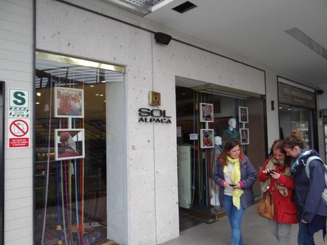 shopping Larcomar