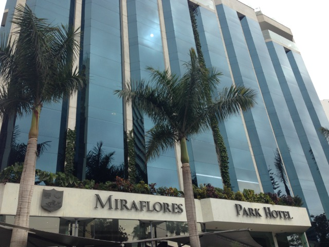 Miraflores Park - um hotel de luxo em Lima