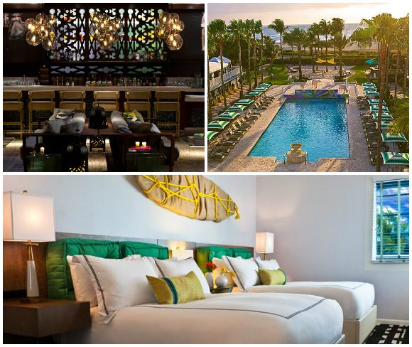 Surfcomber, Kimpton Hotel, Miami