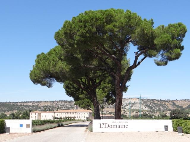 Abadia Retuerta L'Domaine