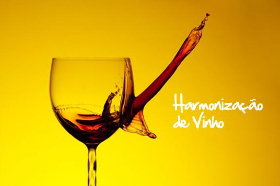 harmonização de vinho
