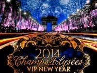 Champs Élysées VIP 2014 - Reveillon Party