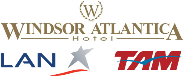 Windsor Atlantica Hotel, LATAM Airlines