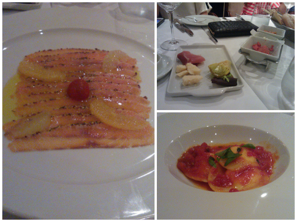 Alloro Ristorante, Windsor Atlantica Hotel