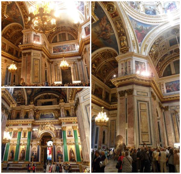 Catedral de Santo Isaac, São Petersburgo