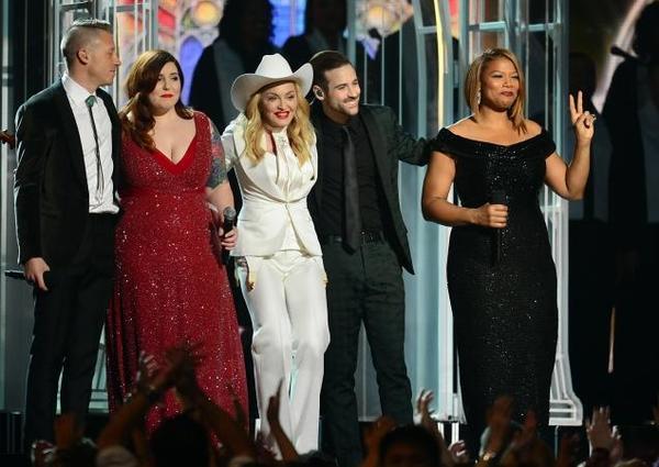 Grammy 2014