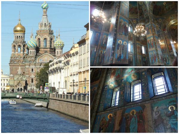Templo da Ressurreição de Cristo, São Petersburgo