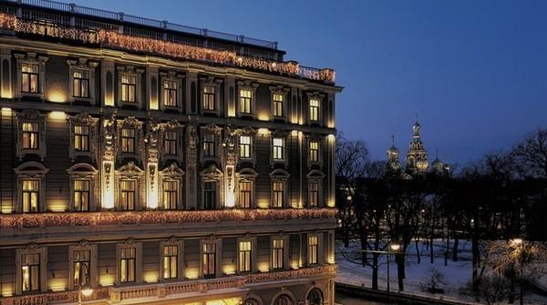 Hotel Europa, São Petersburgo