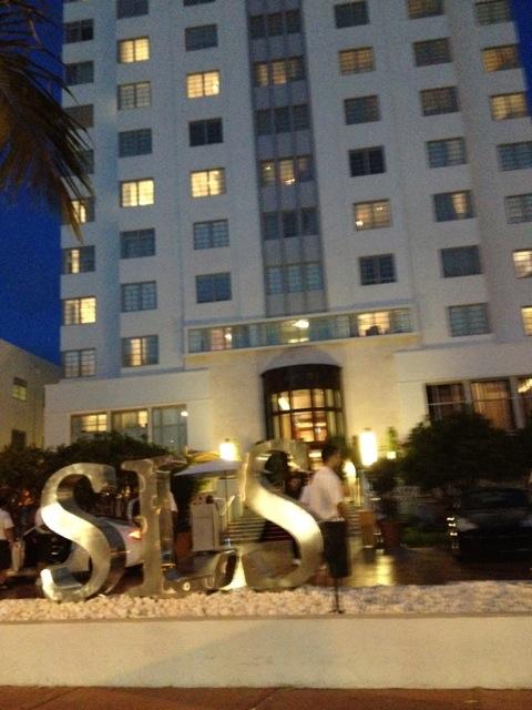 Hotel SLS, Miami