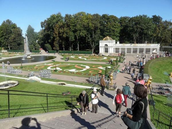 Peterhof, São Petersburgo