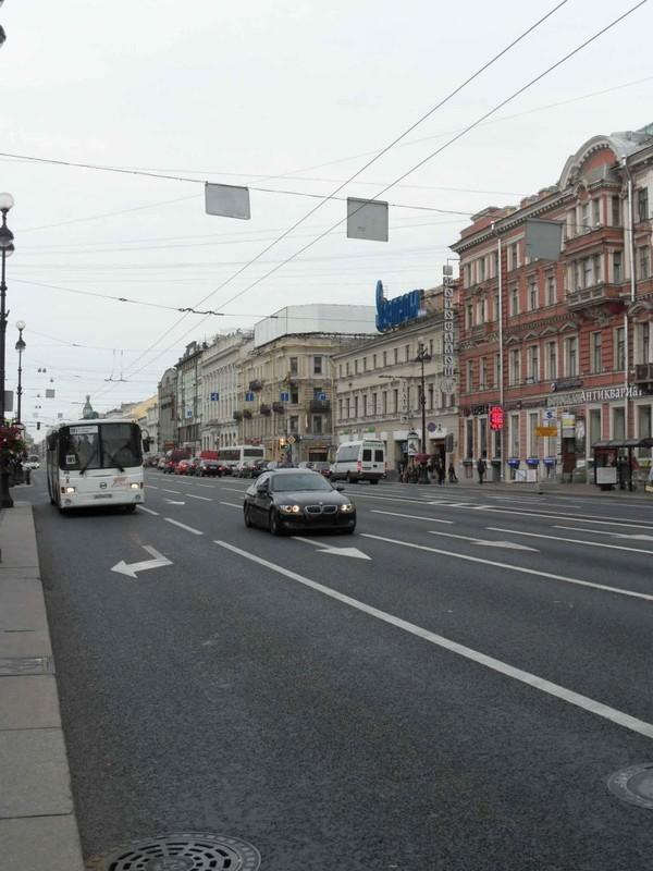 São Petersburgo, Rússia