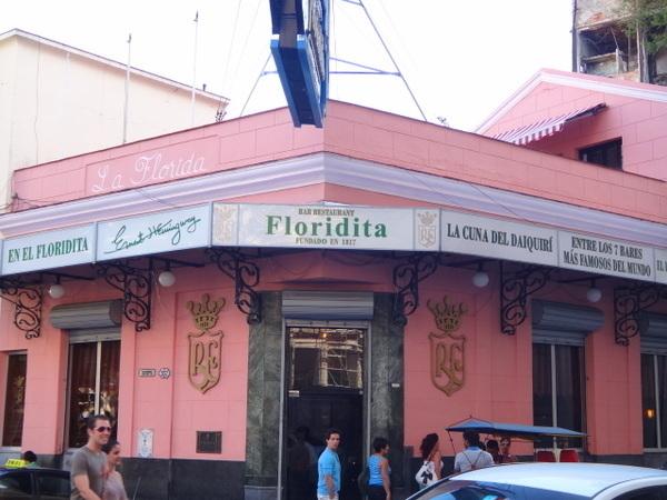 Floridita, Cuba