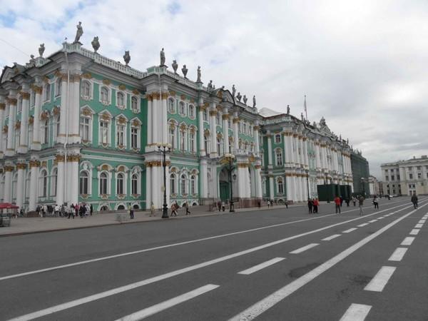 Hermitage, São Petersburgo