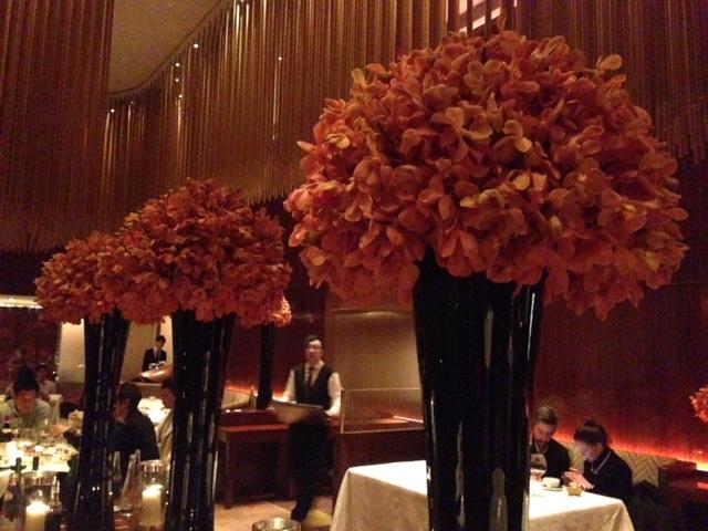 Amber, Mandarin Oriental