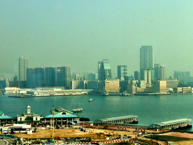 vista Mandarin Oriental Hong Kong