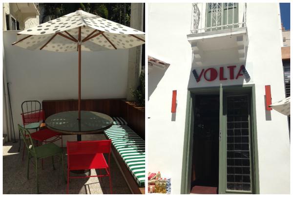 varanda restaurante Volta