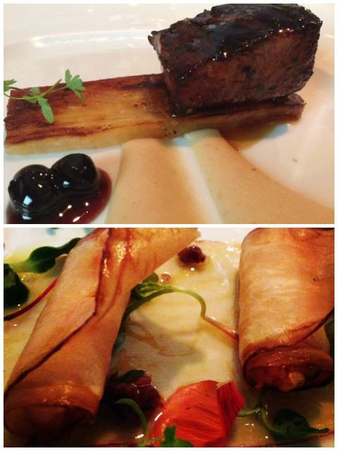 pratos principais Olympe