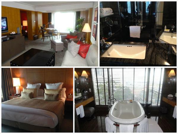 The Landmark - um hotel Mandarin Oriental em Hong Kong