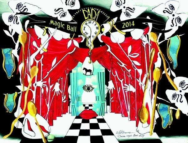 Carnaval Copa - Dada Magic Ball 2014