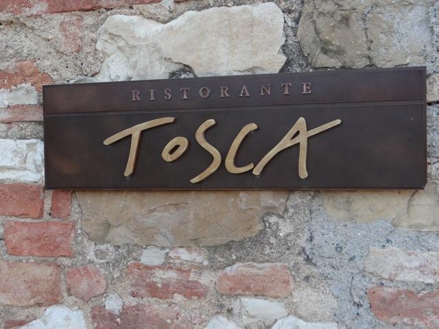 Castello di Casole ristorante