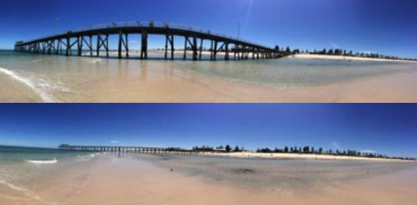 Grange Beach, Adelaide