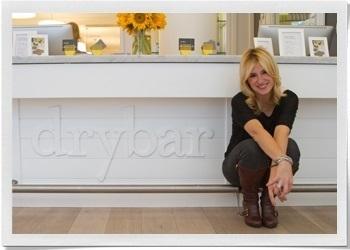 Alli Webb, Drybar