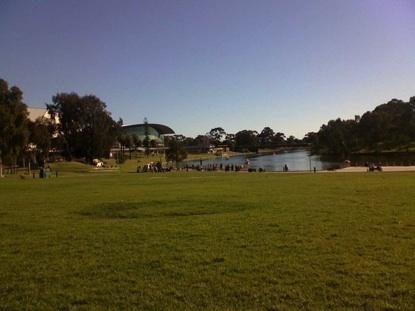 Elder Park, Adelaide